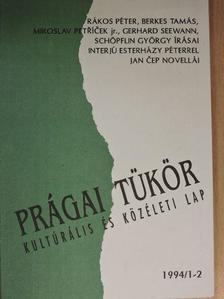 Berkes Tamás - Prágai tükör 1994/1-2. [antikvár]