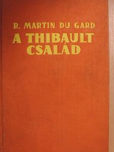 Roger Martin du Gard - Amit még el kellett mondani... [antikvár]
