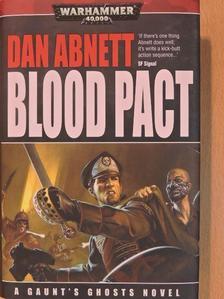 Dan Abnett - Blood Pact [antikvár]