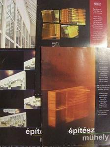 Balogh Balázs - Építész Műhely 1999/1-4. [antikvár]