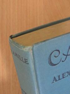 Alexandre Dumas - Camille [antikvár]
