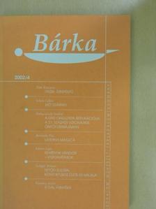 Benyovszky Krisztián - Bárka 2002/4. [antikvár]