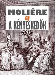 MOLIÉRE - A kényeskedők [eKönyv: epub, mobi]