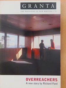 Aleksandar Hemon - Granta - The Magazine of New Writing 72, Winter 2000 [antikvár]