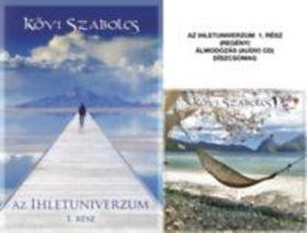 Kövi Szabolcs - Az Ihletuniverzum 1. rész + Álmodozás audio CD díszcsomag