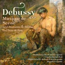 DEBUSSY - MUSIQUE DE SCÉNE CD MAGADIS ENSEMBLE