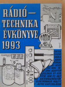Borbás István - A Rádiótechnika évkönyve 1993 [antikvár]