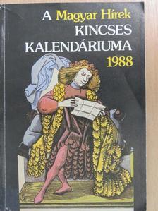 Árokszállási Éva - A Magyar Hírek Kincses Kalendáriuma 1988 [antikvár]