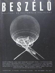 Bikácsy Gergely - Beszélő 1997. (nem teljes évfolyam) [antikvár]