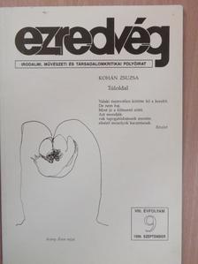 Adorján Zsolt - Ezredvég 1998. szeptember [antikvár]