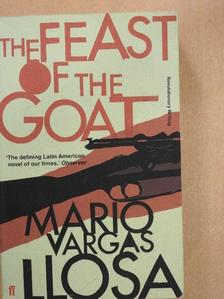 Mario Vargas Llosa - The feast of the goat [antikvár]