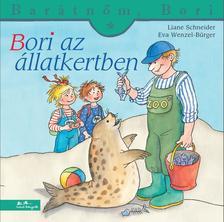 Liane Schneider - Bori az állatkertben - Barátnőm, Bori