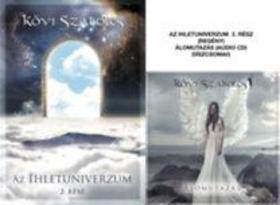 Kövi Szabolcs - Az Ihletuniverzum 2. rész + Álomutazás CD díszcsomag