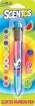NINCS SZERZŐ - Scentos Illatos 10 színű toll -  Áfonya