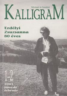 Hizsnyai Zoltán - Kalligram 2001/1-2. [antikvár]