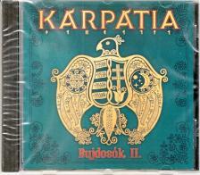 Kárpátia - BUJDOSÓK II. CD KÁRPÁTIA