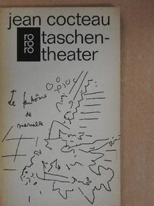 Jean Cocteau - Taschentheater [antikvár]