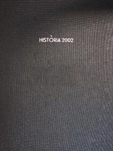 Borhidi Katinka - História 2002/1-10. [antikvár]