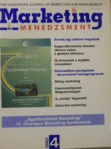 Bokker Sándor - Marketing & menedzsment 2002/4. [antikvár]