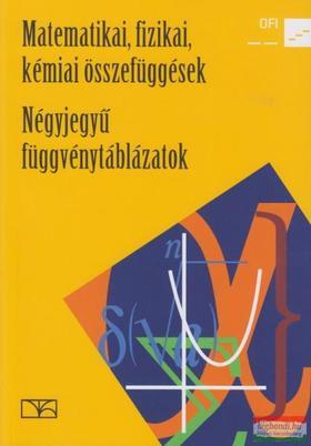 Hortobágyi - Rajkovits - Wajand - 15129/NAT MATEMATIKAI, FIZIKAI, KÉMIAI ÖSSZ. - NÉGYJEGYŰ FÜGGVÉNYT.  (NAT 2012)
