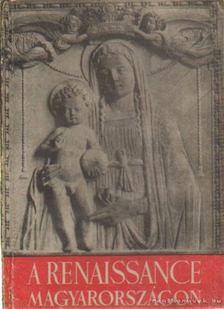 PÁLINKÁS LÁSZLÓ - A renaissance Magyarországon [antikvár]