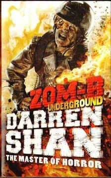 Shan Darren - Zom-B Underground [antikvár]