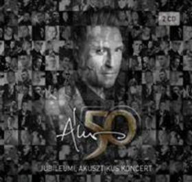 Ákos - ÁKOS 50. - 2 DVD