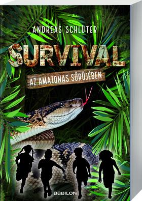 Andreas Schlüter - Survival1. Az Amazonas sűrűjében