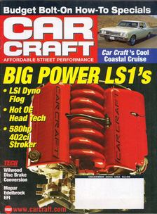 Jeff Smith - Car Craft 2004 December [antikvár]