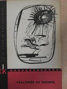 Ady Endre - Vallomás az írásról [antikvár]