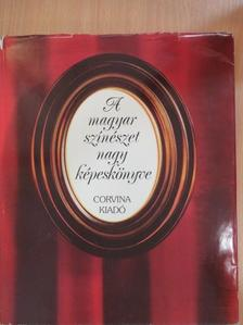 Cenner Mihály - A magyar színészet nagy képeskönyve [antikvár]