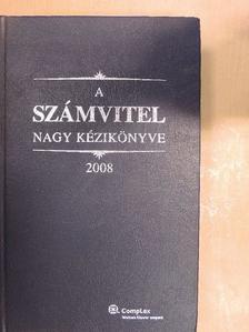 Dr. Szakács Imre - A számvitel nagy kézikönyve 2008 [antikvár]