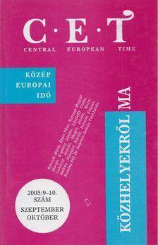 Mezei András - Central European Time 2005/9-10. szám [antikvár]