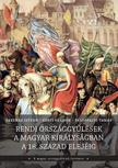 Fazekas István, Gebei Sándor, Pálosfalvi Tamás - Rendi országgyűlések a Magyar Királyságban a 18. század elejéig