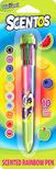 Scentos Illatos 10 színű toll - Zöldalma