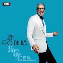 JEFF GOLDBLUM - THE CAPITOL STUDIOS SESSIONS CD JEFF GOLDBLUM