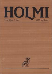 Réz Pál - Holmi 2008. szeptember [antikvár]