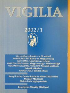 Andrzej Szulc - Vigilia 2002. január [antikvár]