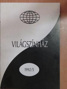 Alberto Moravia-Dacia Maraini - Világszínház 1992/5. [antikvár]