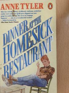 Anne Tyler - Dinner at the Homesick Restaurant [antikvár]