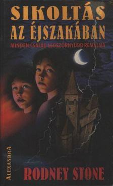 Stone, Rodney - Sikoltás az éjszakában [antikvár]