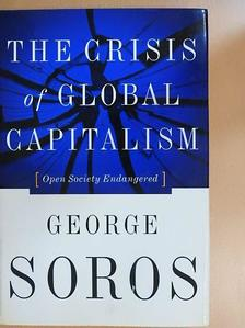 Soros György - The crisis of global capitalism [antikvár]
