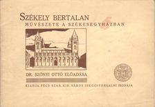 Dr. Szőnyi Ottó - Székely Bertalan művészete a Székesegyháza [antikvár]