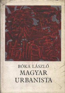 Boka László - Magyar urbanista [antikvár]