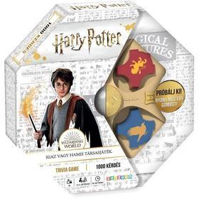 Harry Potter igaz vagy hamis