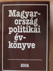 Ágh Attila - Magyarország politikai évkönyve 2004 - CD-vel [antikvár]