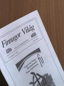 Asperján Istvánné - Finnugor Világ 2000. július [antikvár]