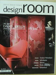 Bacsó Bori - DesignRoom 2007. tél [antikvár]