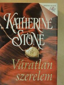 Katherine Stone - Váratlan szerelem [antikvár]