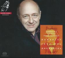 BRAHMS... - SYMPHONY NO.2 - TRAGIC OVERTURE - ACADEMIC FESIVAL OVERTURE CD FISCHER IVÁN